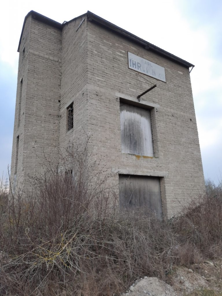 Gebäude Bimsfabrik Karl Ihrlich